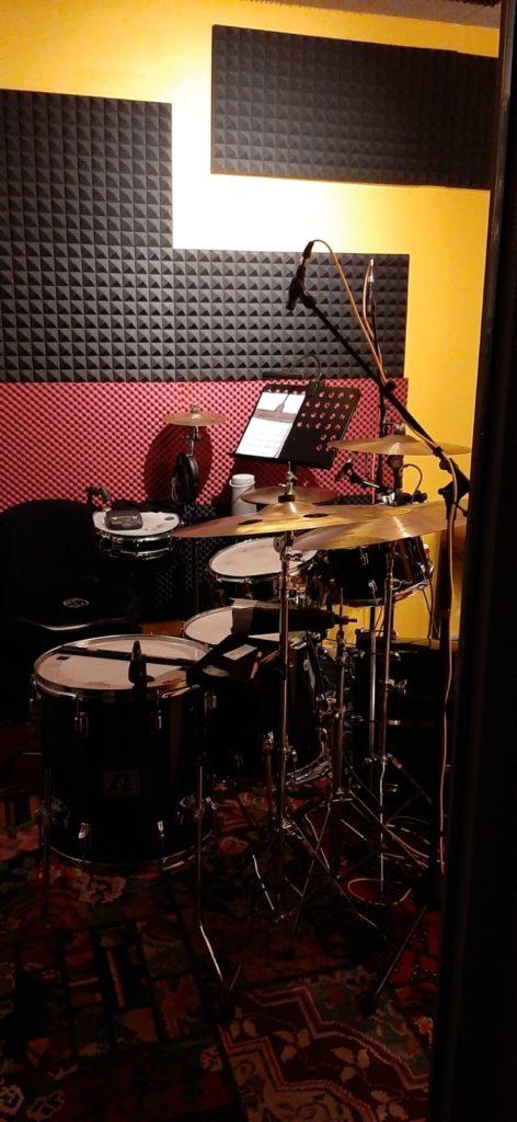Studio Drumpraktijk Bill Honing